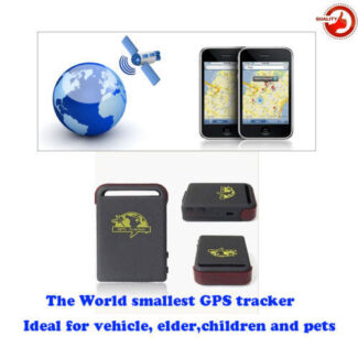 Global Smallest Gps Tracking Device Child Pet Car Gps Tracker