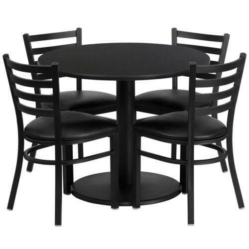 Restaurant tables chairs ebay