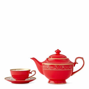 Brand new Teavana tea set