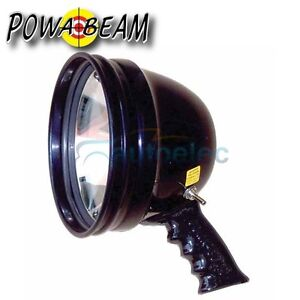 POWABEAM POWER POWA BEAM  HANDHELD HAND HELD SPOTLIGHT HUNTING NEW  PL175
