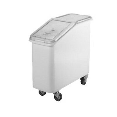 Cambro Ibs20148 21 Gallon Capacity Mobile Ingredient Bin Black