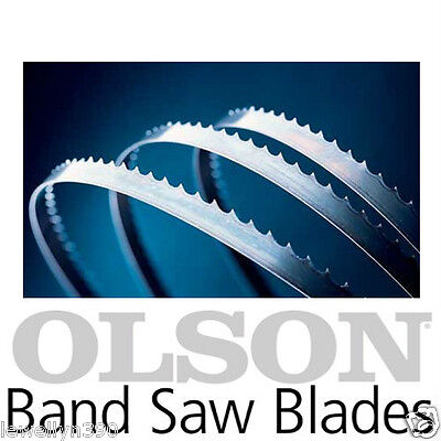 Olson 71864 Metal Band Saw Blade 64-12 Long X 12 Wide 18 Tpi