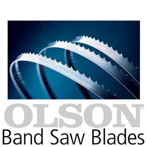 "Olson 71864 Metal Band Saw Blade 64-1/2"" Long x 1/2"" Wide 18 TPI"