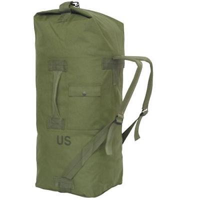 USGI Military Top Load Duffle Bag Sea Bag Heavy Duty Nylon USMC Issue