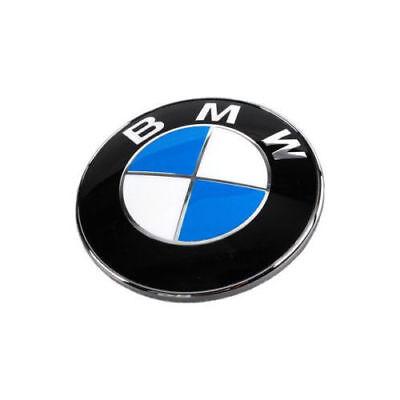 BMW Emblem Motorhaube 82mm E32 E34 E36 E38 E39 E46 E90 E60 E61 E65 (51148132375) online kaufen