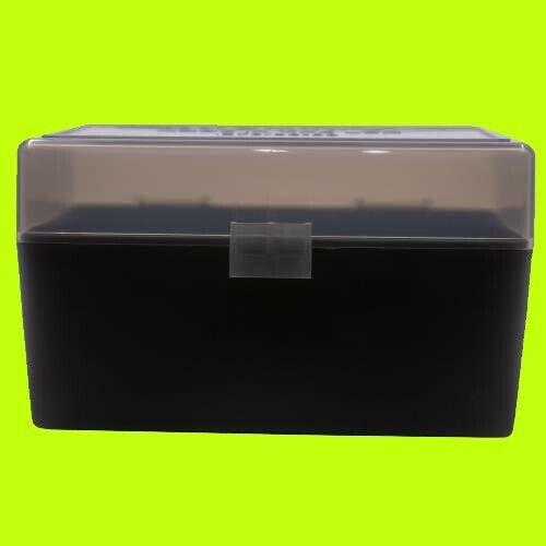 AMMO BOXES SMOKE 50 Round 308 / 243 / More- Berry