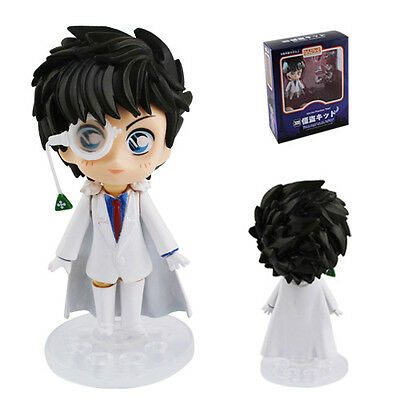 Detective Conan Case Closed Kid the Phantom Thief 10cm PVC Figure NIB #300