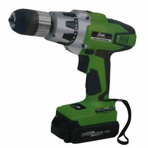 brand new ROK 18v Cordless Drill - used once due to working away Carina Brisbane South East Preview