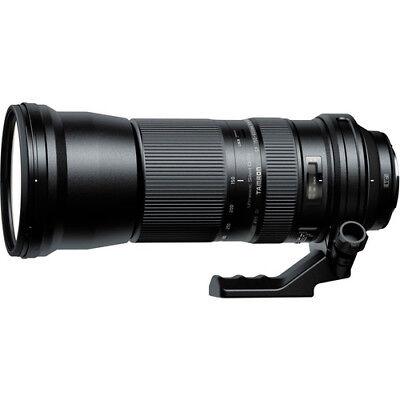 Tamron SP 150-600mm f/5-6.3 Di VC USD Lens for Canon