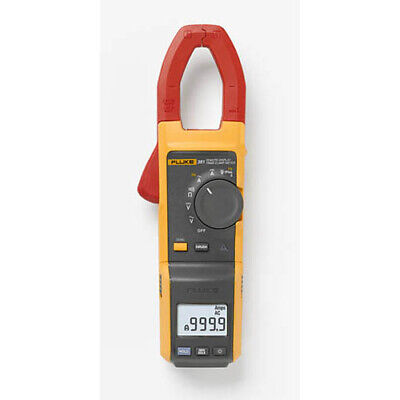 Fluke 381 True-rms Acdc Remote Display Clamp Meter Iflex Probe