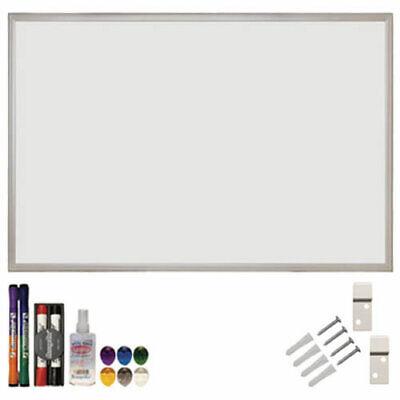 Ecr4kids Magnetic Dry Erase Board Set 24 X 36