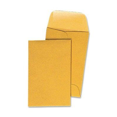 Quality Park Coinsmall Parts Envelopes 1 500 Count 50162
