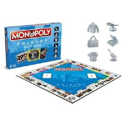 Monopoly - FRIENDS Edition Monopoly - Brand New
