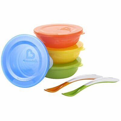 Munchkin Love-a-Bowls 10 Piece Feeding (Munchkin Love A Bowls 10 Piece Set)