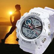 Mens Analog Digital Watch