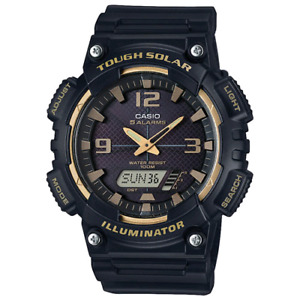 Brand New Casio Tough Solar Self Charging World TIme Watch