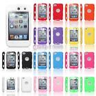 White Case for iPod Touch 4G