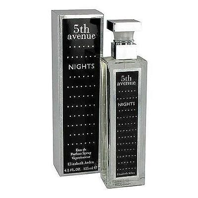 5th Avenue Nights by Elizabeth Arden 4.2 oz EDP Perfume for Women New In -
