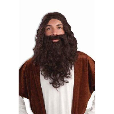Beard And Wig Set (Forum Biblical Wig and Beard Set  )
