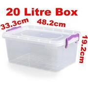 Small Plastic Storage Boxes