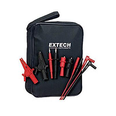 Extech Tl808-kit Industrial Test Lead Kit