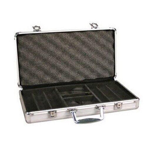 Aluminum 300 Chip Poker Case