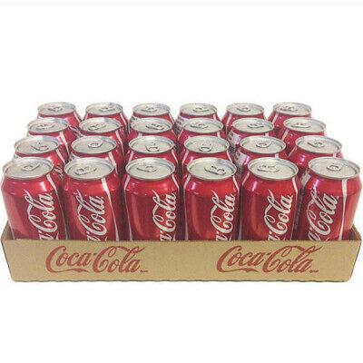 Coca Cola coke Cans 24 x 330ml