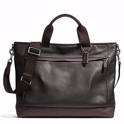 COACH CAMDEN LEATHER SUPPLY LAPTOP MESSENGE BAG (COACH F70926) Business Tote
