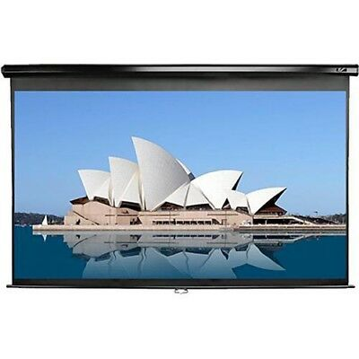 Elite - M135UWH - Screens Manual Wall And Ceiling Projection Screen