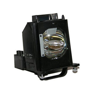 Mitsubishi-Replacement-Generic-Lamp-with-housing-for-WD-65735-915B403001