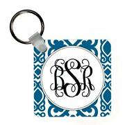 Personalized Monogrammed Key Chain