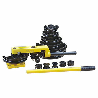 "Manual pipe tube bender set 3/8"", 1/2"", 9/16"", 5/8"", 3/4"", 7/8"", 1"" W-25S"