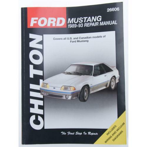 chilton ford mustang repair manual 2005 2010 autos weblog. Black Bedroom Furniture Sets. Home Design Ideas
