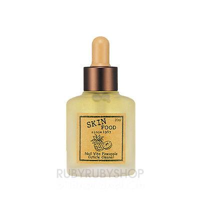 [SKINFOOD] Nail Vita Pineapple Cuticle Cleaner - 20ml
