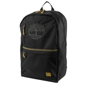 Timberland DB8001-08 Mendum Pond 28L Travel Backpack - Black (New Other)
