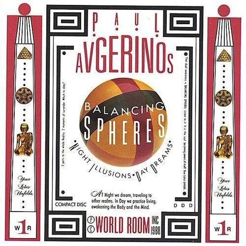 Paul Avgerinos - Balancing Spheres [New CD]