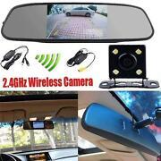 Wireless Rear View Camera Monitor