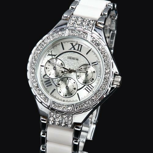 size quartz bracelet s watches crystals analog in montre full item fashion europe european wrist big from watch steel dress japan women sparkly femme