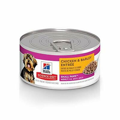 Hill's Science Diet Adult Small & Toy Breed Chicken & Barley