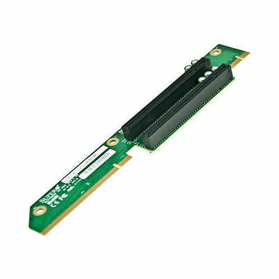 Super Micro Rsc-r1ug-2e8gr-up 1u Rhs Pci-express X8 & Pci...