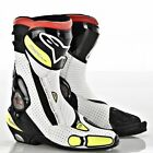 Alpinestars Yellow Motorcycle Boots