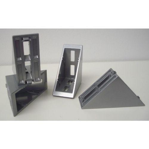 aluminium profil 80x80 ebay. Black Bedroom Furniture Sets. Home Design Ideas