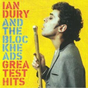 IAN DURY : GREATEST HITS -COLOURED (LP Vinyl)