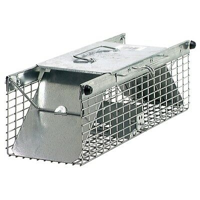 Havahart1025 Live Animal 2Door Chipmunk,Small Squirrel,Rat&Weasel Cage Trap
