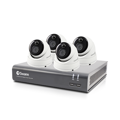 Wi-Fi Monitoring System with 1TB Hard Drive NVW-485 Wi-Fi HD Security System