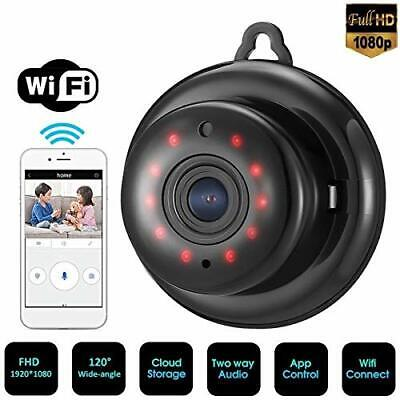 Wireless Mini WIFI IP Camera HD 1080P Smart Home Security Camcorder Night Vision