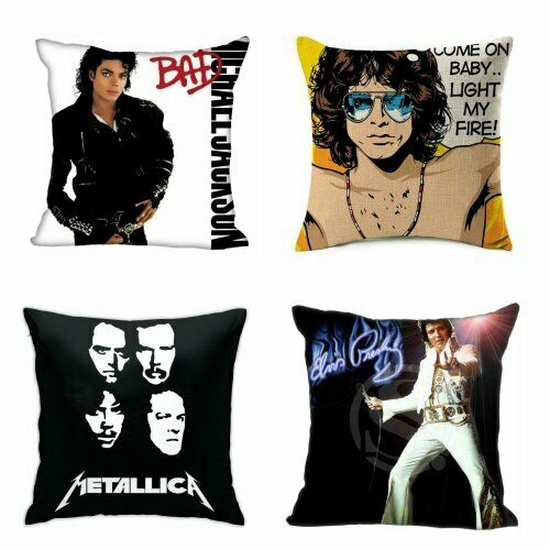 Home decor pillow case -  45 x 45 cm