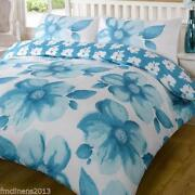 Teal Quilt Cover