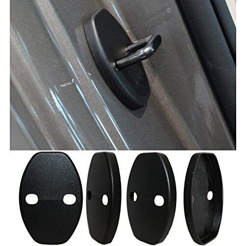 4pcs Car Styling Accessories Door Lock Protection Cover Case For Porsche Striker