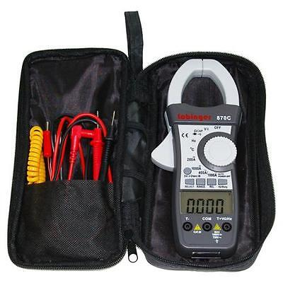 Lobinger Current Clamp Pliers Multimeter Dc Dc Clamps Clip On Ampere Meter